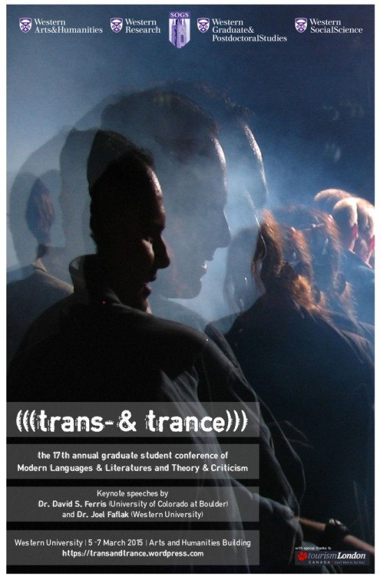 Trans and Trance Poster